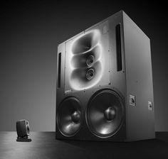 Genelec unveil Flagship 1236 SAM™ Main Studio Monitor System