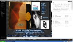 RIKKI L.A. ROUGE - SAN ANTONIO  1.Mi Corazon Cubano 2.Mi Goya 3. Agradecimiento (I Love You) 4.Marti 5.Cayo Coco 6.Arizona 7.La Dama Espiritual 8.Las Calles de Camaguey 9.Huelga de Hambre 10.San Antonio INTERSCOPE DIGITAL DIST. 2013 /ANDROGYNOUS MOONCHILD MUSIC PUBLISHING (BMI) fecha de lanzamiento el 25 de Deciembre 2013 Released: Dec 25, 2013 ℗ 2013 Interscope Digital Distribution  serie street tape Rikki La Rouge