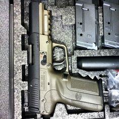 Fn Five Seven, Hand Guns, Hobbies, Shops, Magazine, Amazon, Ideas, Special Forces, Firearms