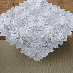 Centrotavola Tutto Crochet | Ricami e Pizzi