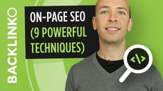 On Page SEO - 9 Actionable Techniques That Work great SEO marketing tips Seo Marketing, Online Marketing, Marketing Videos, Marketing Training, Affiliate Marketing, Digital Marketing, Dating Memes, Dating Quotes, Dating Sites For Professionals