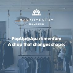 We offer 25 square meters flexible sales space in our Commercial Space at Apartimentum. Short term lease starts from 5 days. For further information visit www.apartimentum.com/sites/popup.html or contact us at popup@apartimentum.com.