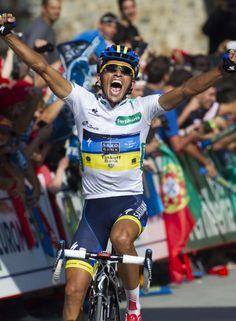 Alberto Contador Vuelta a España 2012