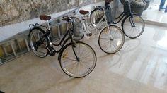 zona de bicicletas piso sellado y cristalizado