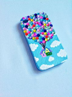 Handmade Disney UP iPhone Case by CraftsByMonika on Etsy, $25.00
