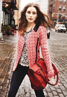 she certainly does know how to put together an outfit! Bravo, Olivia! THE OLIVIA PALERMO LOOKBOOK