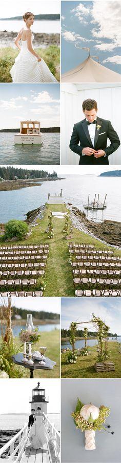 seaside ceremony port clyde maine