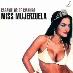 Caratula Frontal de Caramelos De Cianuro - Miss Mujerzuela