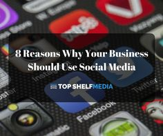 8 Reasons Why Your Business Should Use Social Media Related Post, Social Media Marketing, Insight, Blogging, Paradise, About Me Blog, Business, Store, Business Illustration