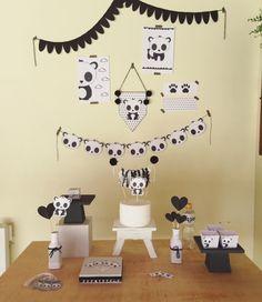 Festa panda! Disponível no site