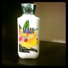 Brand new lotion Maui mango surf.  Seal still on cap.  Brand new Other