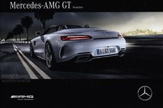 Mercedes-Benz AMG GT Roadster; 2016_1