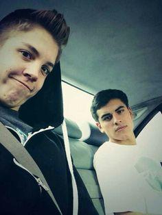 Matt and Jack.