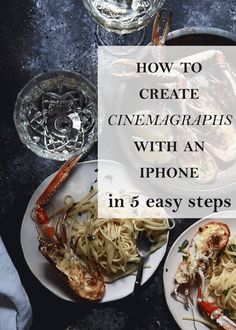 Cinemagraphs are actually really easy to create. In this introductory tutorial I will show you how to create a cinemagraph using an iPhone in 5 easy steps using only free apps.