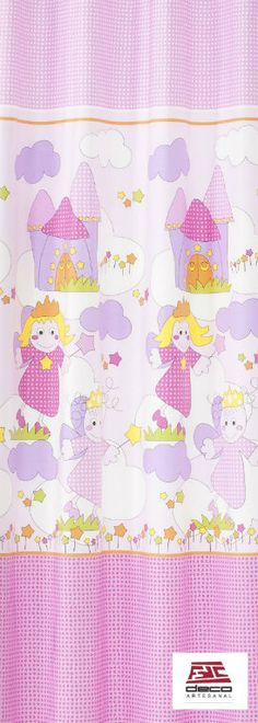 ESTAMPADO PRINCESAS