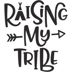 Silhouette Design Store: raising my tribe