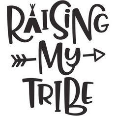 Silhouette Design Store: raising my tribe