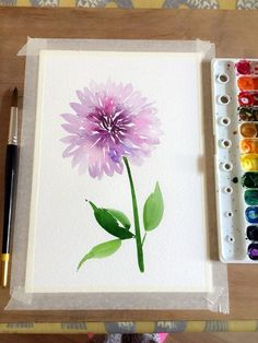 Learn how to paint a new flower every day with help from acclaimed watercolor artist, Yao Cheng. Known for her flowing, elegant style, Yao shares her technique for capturing the feeling of flowers rather than trying to paint them realistically. In each part of this 31-day challenge, she explores the... #watercolorarts