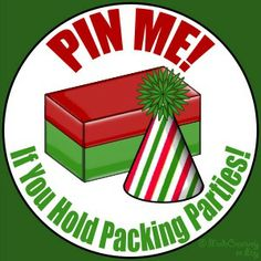 If you hold shoebox packing parties for Operation Christmas Child, then Pin this to your Board! www.Pinterest.com/MadeCreatively