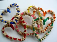 Easy Bird Feeder Craft-May use for Children's Church-Matthew 6