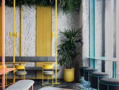Pantone 2021: Yellow and Grey Colour Trends