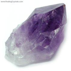 "Amethyst - Amethyst Points - Dark ""Extra/A"" (Brazil)- Amethyst - Healing Crystals"