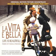 La Vita e Bella. Honestly, my favorite movie. If someone shows up to my house with hot cocoa, this movie, and a box of tissues I will love them forever.
