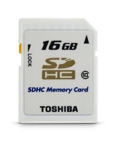 Toshiba 16Gb Class 10 Secure Digital High Capacity Card (THNSH016GTRT) by Toshiba, http://www.amazon.com/dp/B0084ZY432/ref=cm_sw_r_pi_dp_-Khasb1AK048T