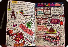 Notebook Inspiration - Girlscene Forum