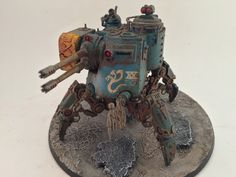 What's On Your Table: Alpha Legion Mechanicus - Faeit 212: Warhammer 40k News and Rumors