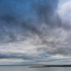 East marsh Laugharne Dyfed. #ukcoastwalk Photo: Quintin Lake www.theperimeter.uk