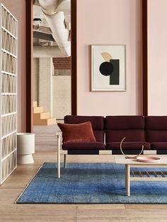 Le tapis n'est pas seulement un élément déco. Après lesBeniOuarain, place à des inspirations plutôt toniques. le tapis prend de la couleur ...