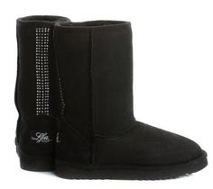 Kids Australian 100% Sheepskin Natural Boots.   £110 Free Delivery