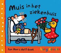Boekenhoek: muis in het ziekenhuis