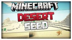 Minecraft 1.8.1 Desert Seed + NPC Village + Pyramid at spawn! For 1.8 an...