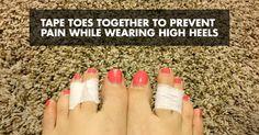 Easy hacks for happy feet.