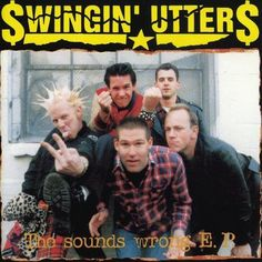 Swingin' Utters....Hubby is covering a song for me by them.....LOVE IT!!!