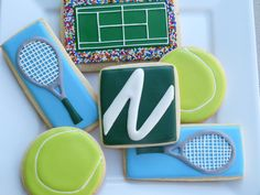 Time for Tennis | Cookie Connection