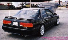 1993 Honda Accord 2 door, sadly these never came to Australia