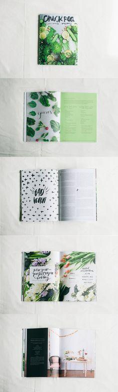 chickpea magazine spring 2015 design