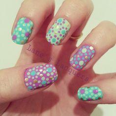 Lane's Lacquers #nail #nails #nailart