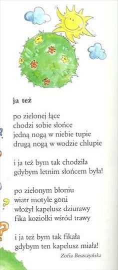 Użyj STRZAŁEK na KLAWIATURZE do przełączania zdjeć Polish Language, Your Child, Kindergarten, Crafts For Kids, Thoughts, Writing, Education, Words, Speech Language Therapy