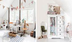 Una habitación de inspiración vintage | Coco y Manuela