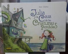 La casa de Julia llegó y se instaló junto al mar. La casa estaba demasiado tranquila, así que Julia decidió abrir las puertas a todas l...