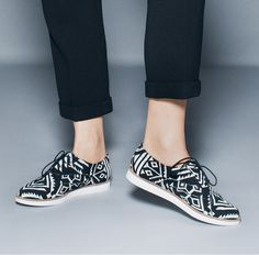 wear these with your black suit and feel a little rebellious