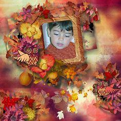 Autumn is here de Sekada designs http://www.digitalscrapbookingstudio.com/sekada-designs/