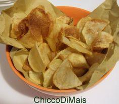 Patate fritte a sfoglia ricetta chips di patate