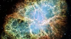 Crab Nebula by HubbleSite, via Flickr