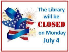 Closed for Independence Day!
