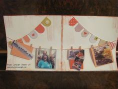 Simply Encouragink: Scrapbook projects